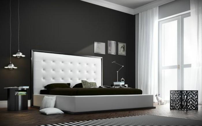 Wohnzimmerwand Ideen Modern