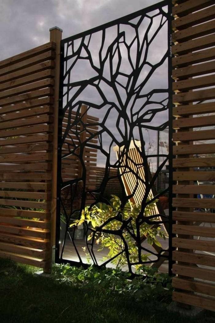 Paravent De Jardin Plus De 50 Ides Orginales Archzinefr