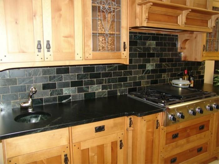 Granit noir dans la maison  Exemples et conseils  Archzinefr