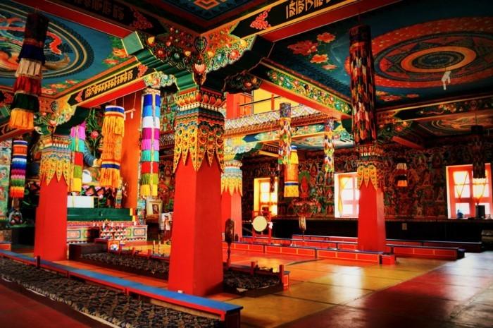 Temple Bouddhiste Centre De Sagesse Et De Paix Intrieure Archzinefr