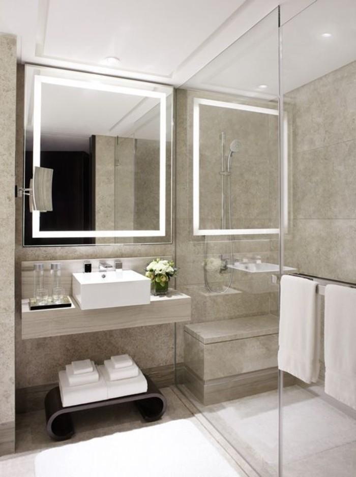 O trouver le meilleur miroir de salle de bain avec clairage