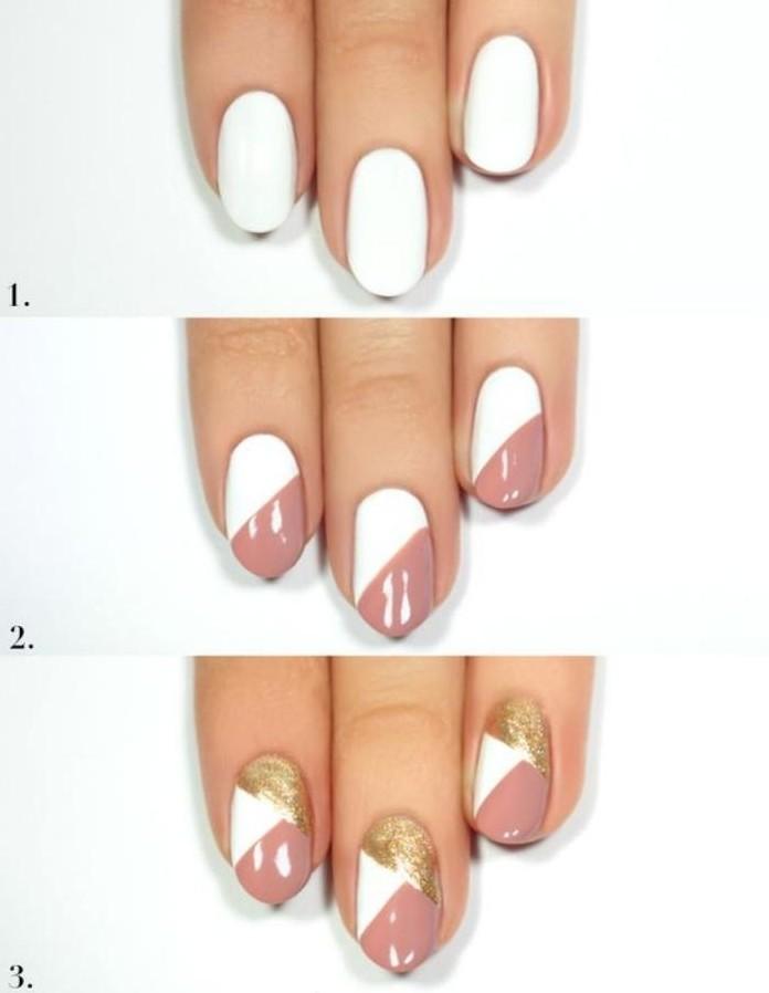 Nail Art Facile Tuto En