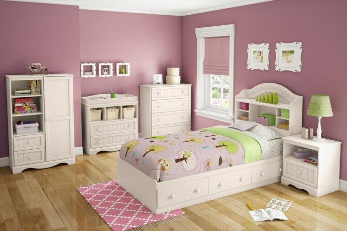meuble chambre ado fille. Black Bedroom Furniture Sets. Home Design Ideas