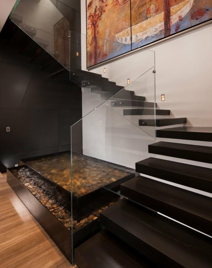 Lescalier moderne en 110 photos magnifiques
