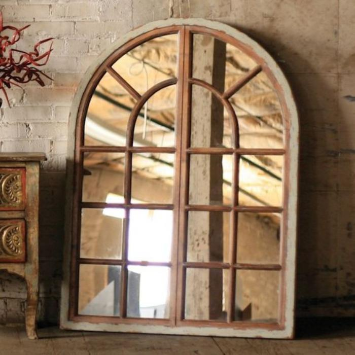 Arched Dining Room Doors