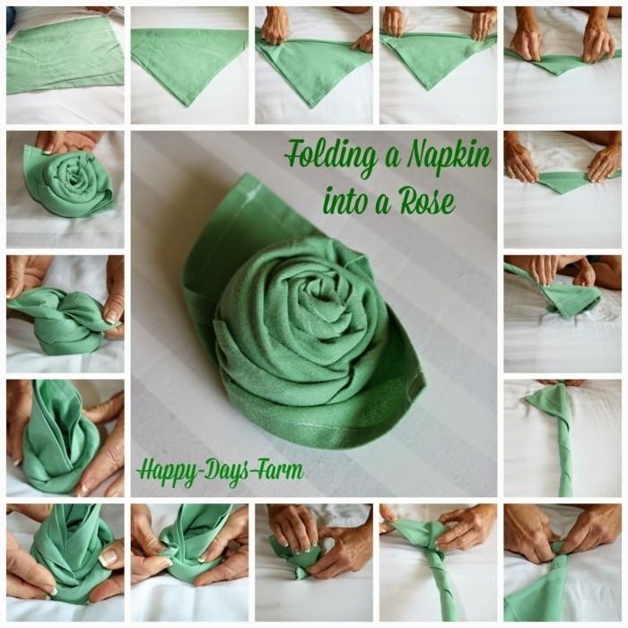 cloth napkin folding ideas. Black Bedroom Furniture Sets. Home Design Ideas