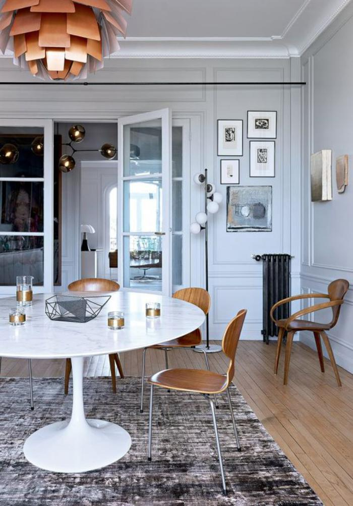 La salle  manger scandinave en 67 photos  Archzinefr