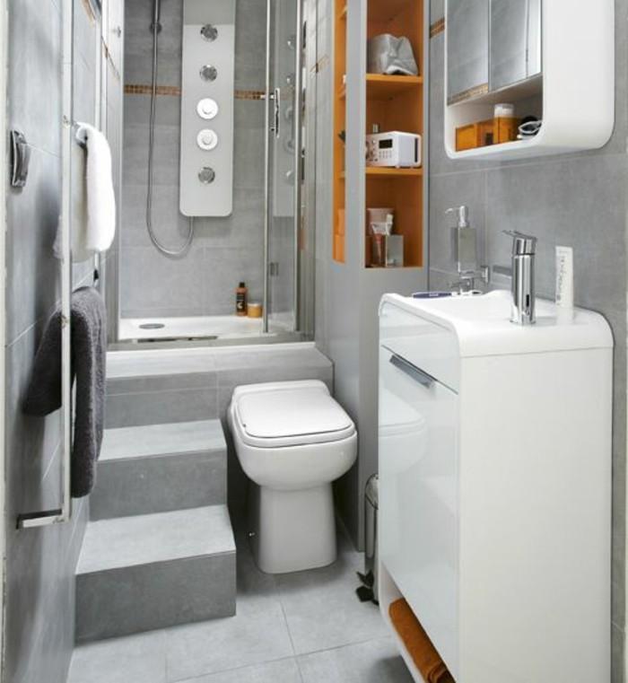 Petite salle de bain 3m2 - Amenagement petite salle de bain 3m2 ...