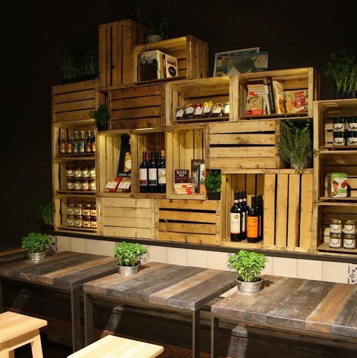 table de cuisine design
