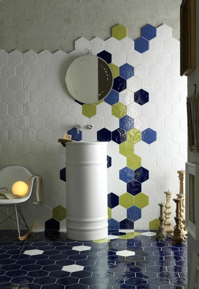 Le carrelage hexagonal  une tendance qui fait son grand retour  Archzinefr