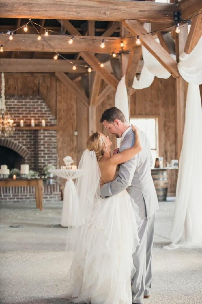 La dcoration salle de mariage comment conomiser de l