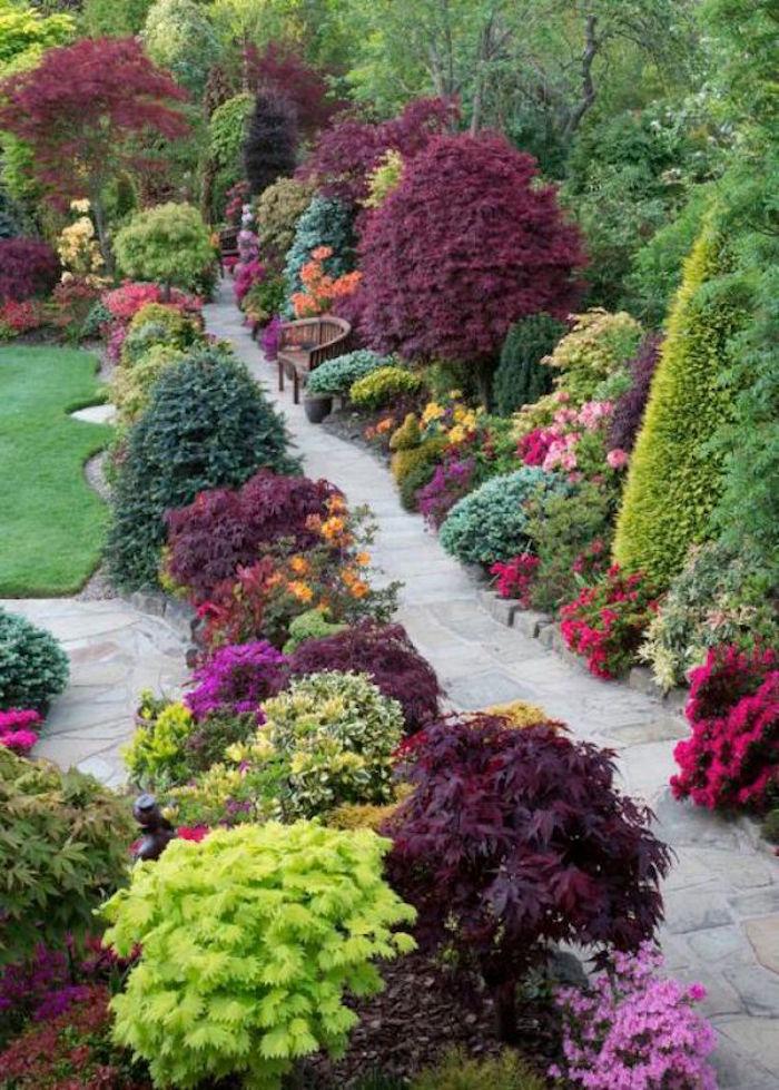 Jardin et GAZON anglais  Optez pour le style so british   Archzinefr