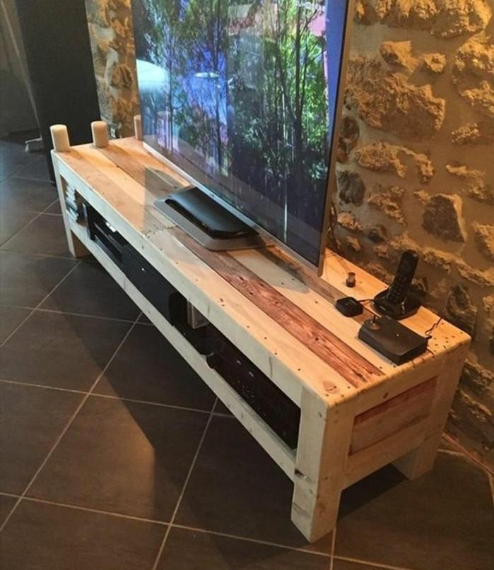 fabriquer un meuble tv instructions