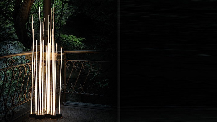 LAMPADAIRE Exterieur DESIGN  42 ides lumineuses  Archzinefr