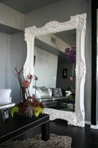 76 ides avec un miroir grand format - Archzine.fr
