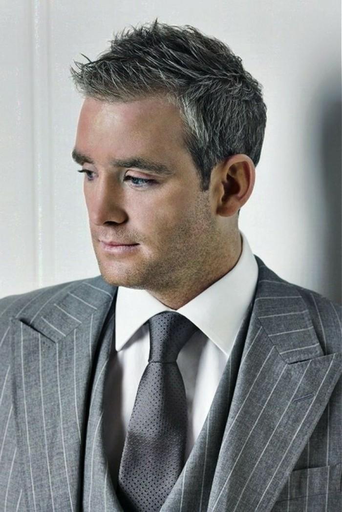 Coloration cheveux homme  ncessit ou caprice pour les cheveux gris   Archzinefr