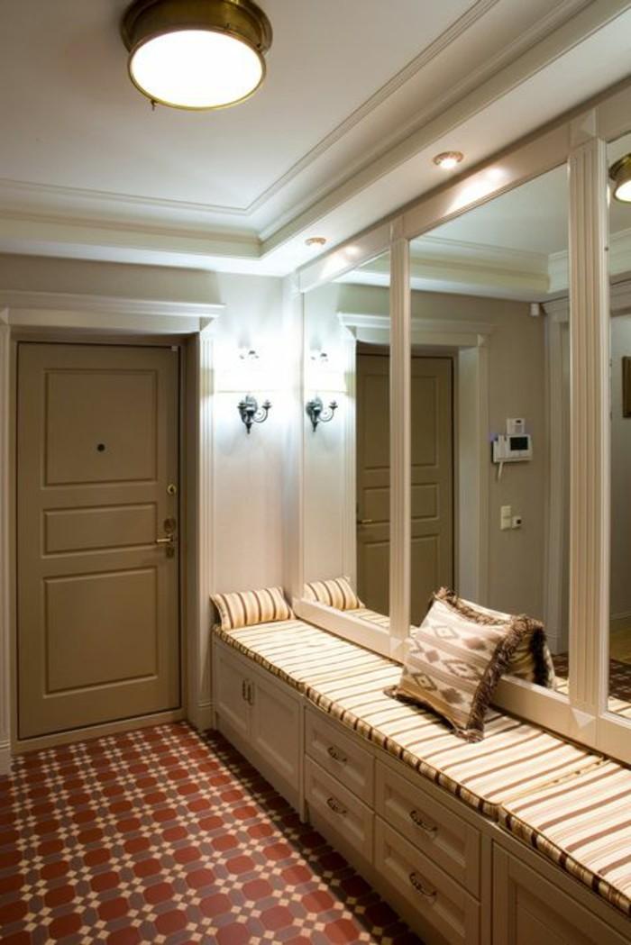 Dcorer un couloir  plus de 70 ides en photos pour vous