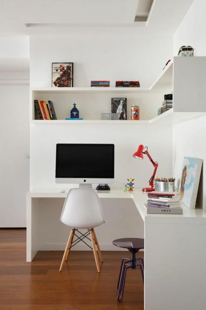 Bureau Blanc Moderne Bureau Blanc Moderne Bureau Design