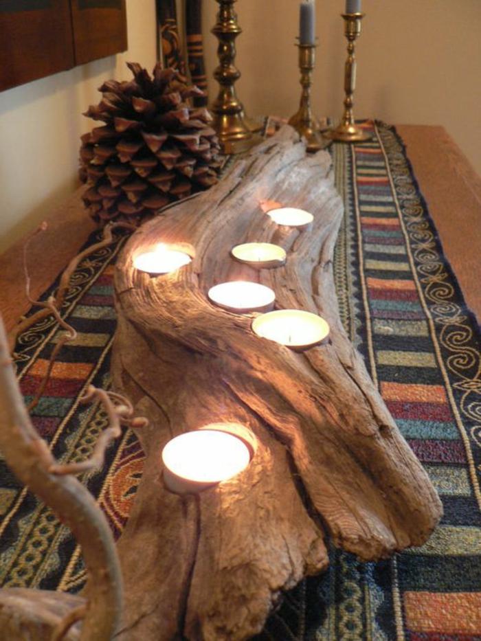 cration en bois flott