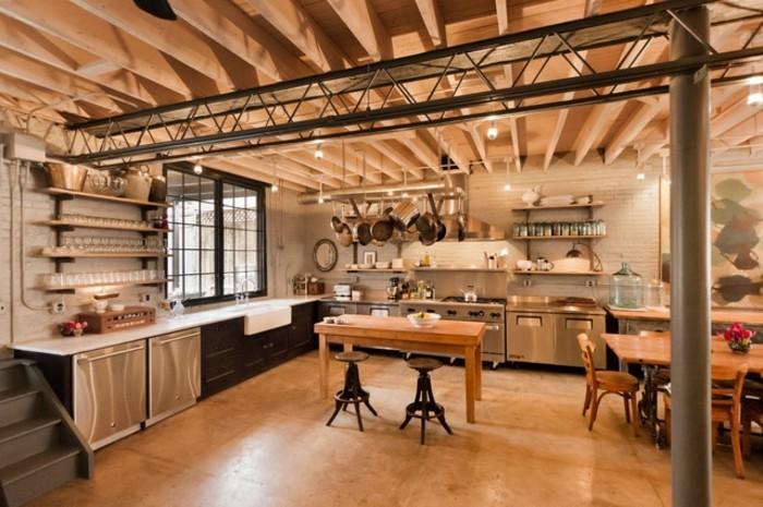 pendule cuisine design
