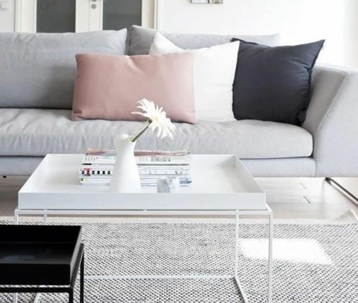 Tapis gris violet tapis reflective marque arte espina sur for Tapis de cuisine rose et gris