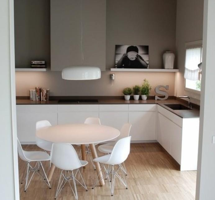 facade meuble cuisine bois brut