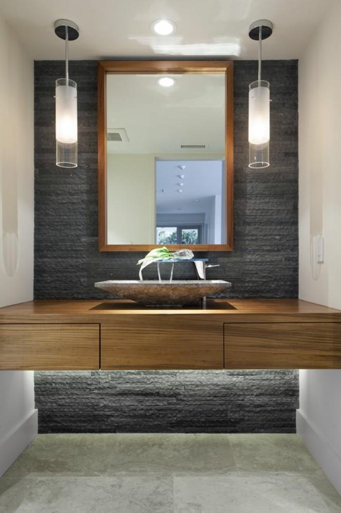 Le lavabo en pierre en 61 photos et des astuces dco