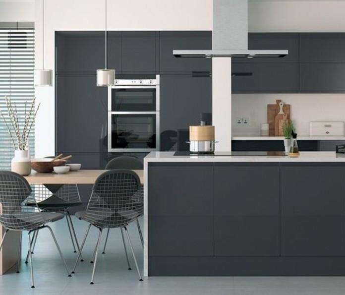 couleur pour cuisine moderne