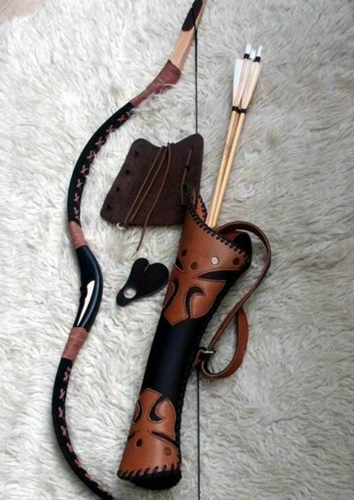 Fabriquer un arc en bois  tutoriel et quelques photos inspirantes