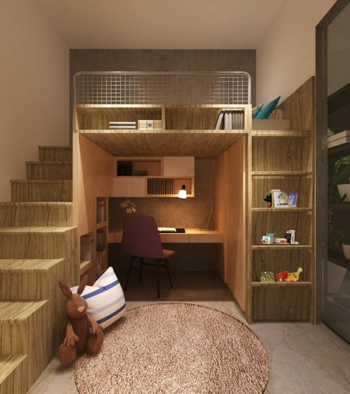 la chambre moderne ado 61 interieurs
