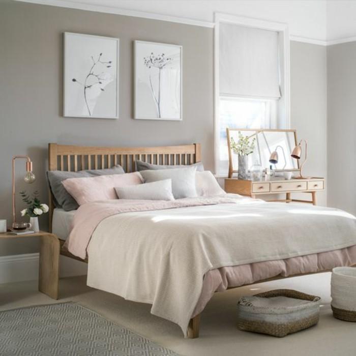 Quelle couleur pour une chambre  coucher Le secret est ici