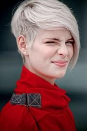 quelle coupe de cheveux asymtrique