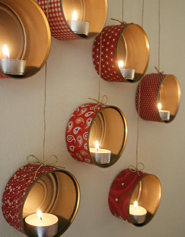 Dcoration De Nol Fabriquer Soi Mme 87 Ides DIY