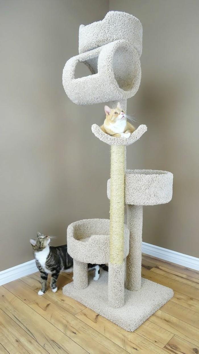 Larbre  chat  un terrain daventures et de repos pour votre ami  Archzinefr