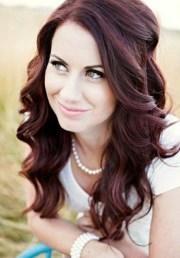 couleur de cheveux acajou - 64