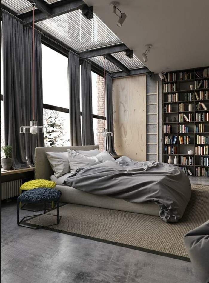 Idée Chambre Moderne