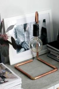 50 ides pour intgrer le tube de cuivre dans votre dcor ...