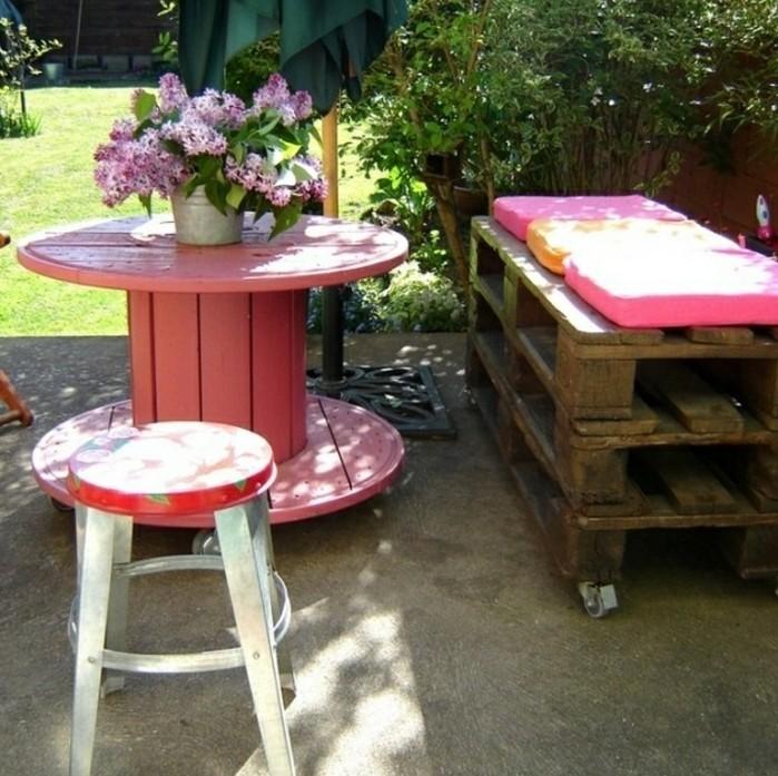 Salon De Jardin Touret