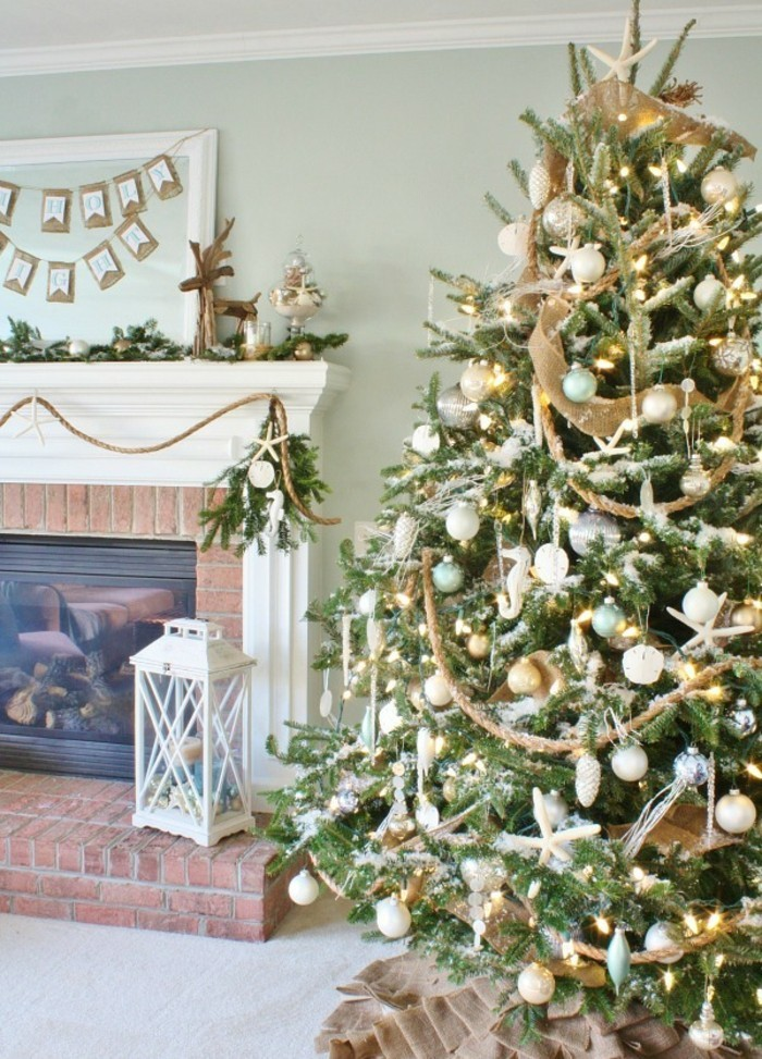 le sapin de noel decore comment creer la meilleure decoration