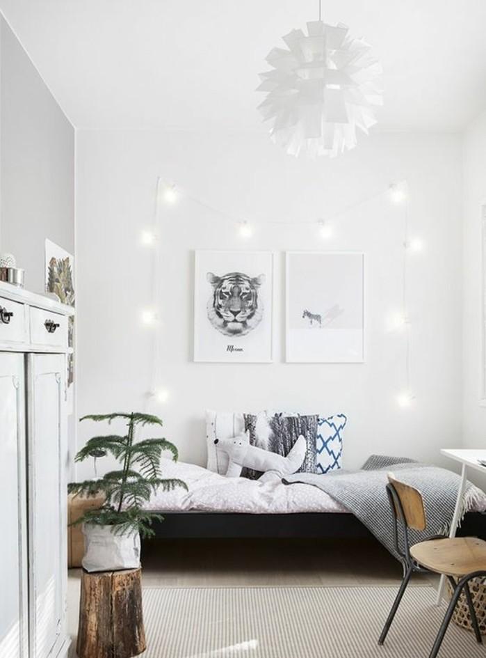 purete simplicite design la chambre scandinave en 88 photos