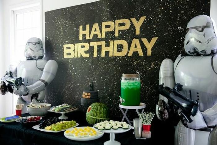 organiser un anniversaire star wars
