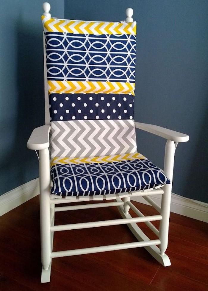 Chair Pouf