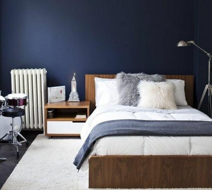 1001 ides pour une dco maison couleur indigo