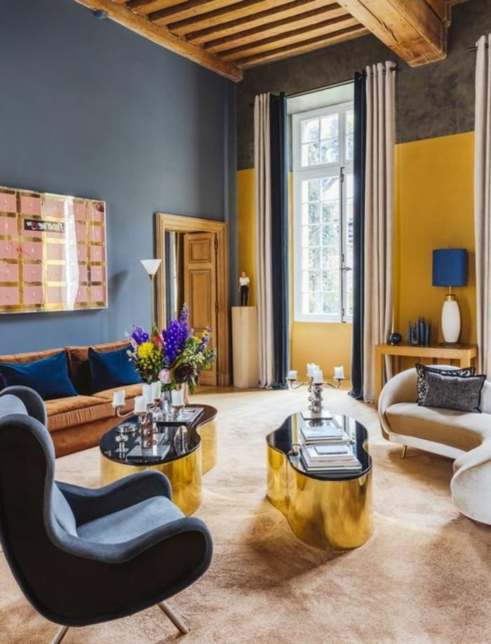 1001 ides de dcors avec couleur moutarde  des conseils