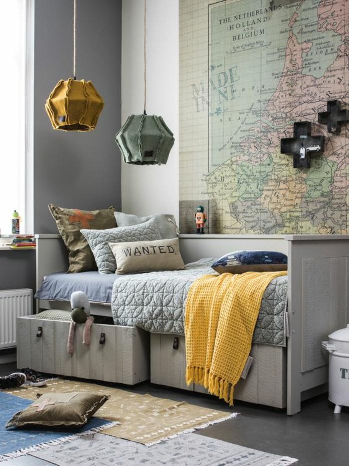 1001 ides pour une chambre dado crative et fonctionnelle