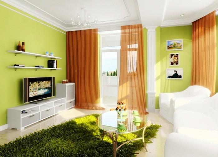 designs superbes pour un salon feng shui