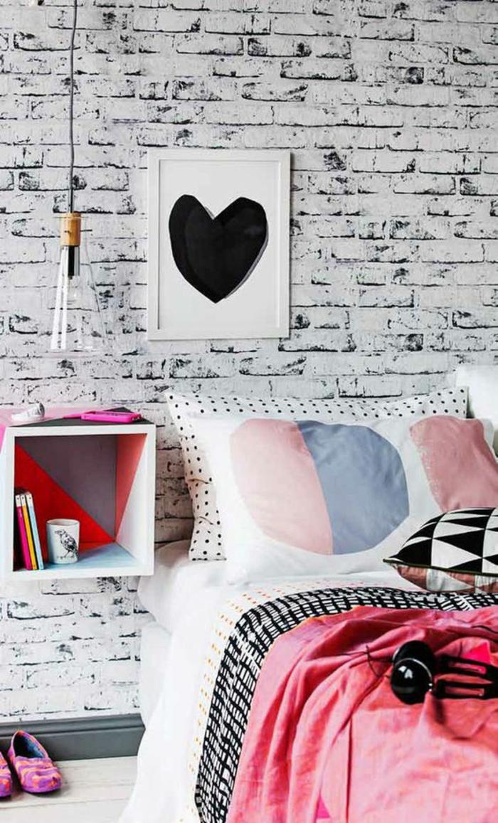 Moderne Tapeten Fr Schlafzimmer