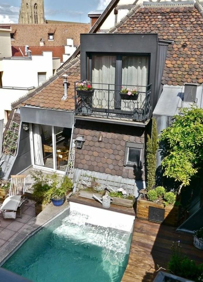 1001 conseils et modles pour amnager une terrasse tropzienne