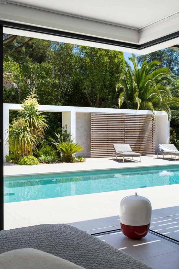 Entourage Piscine Design