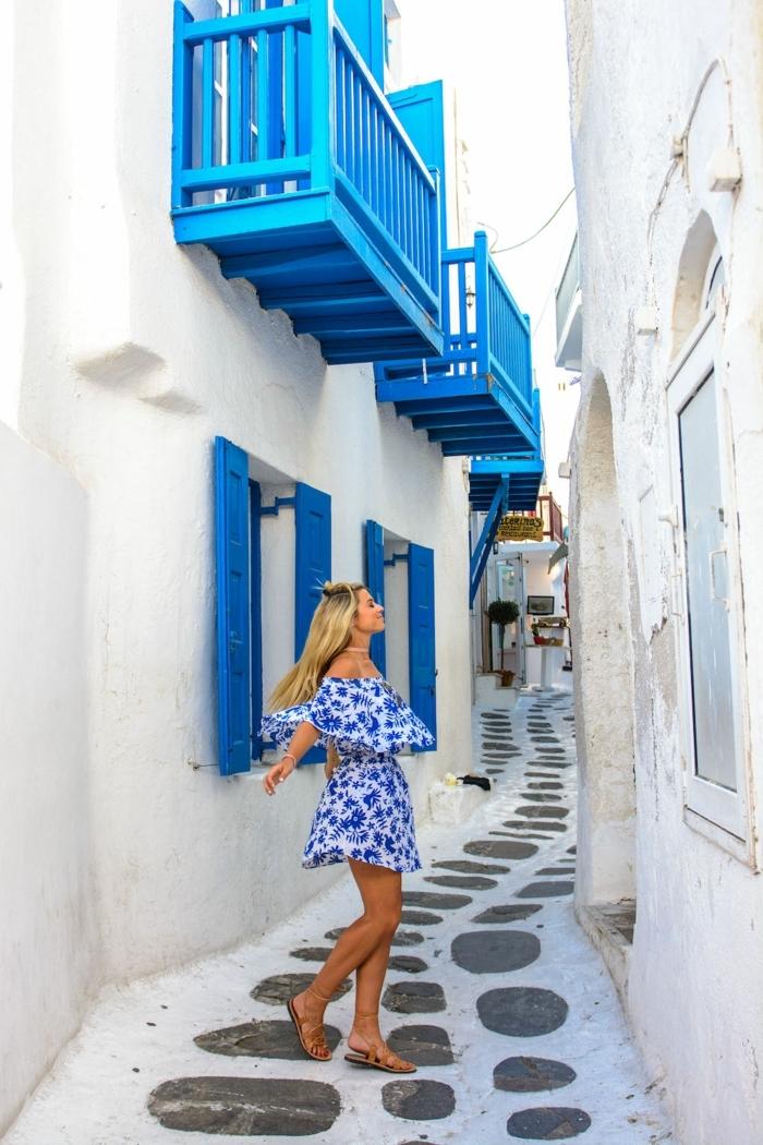 1001 Photos Inspirantes Pour Une Dcoration Grecque